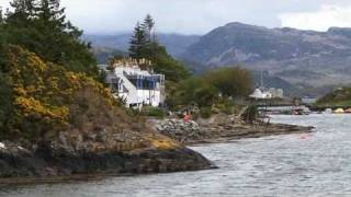 getlinkyoutube.com-West Highland villages: Plockton, Shieldaig & Duirinish