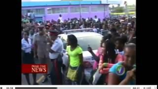 getlinkyoutube.com-ANTI-GAY MOB RULE IN JAMAICA - Disgusting display of a savage like crowd