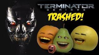 getlinkyoutube.com-Annoying Orange - TERMINATOR GENISYS TRAILER Trashed!!