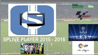 getlinkyoutube.com-Splive TV. Instalacion. Como añadir canales. Listas de canales. Update 2015