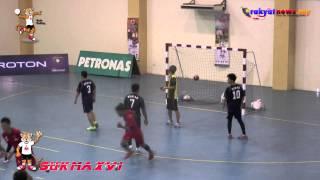 getlinkyoutube.com-SUKMA XVI - Bola Baling (L) : Peringkat Akhir Perak VS Kelantan