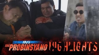 FPJ's Ang Probinsyano: Homer Ambushes Romulo's Prison Transfer