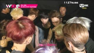 [ENGSUB] 140602 Wide News EXO Concert BTS