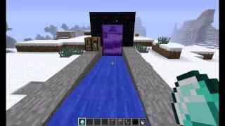 getlinkyoutube.com-Minecraft - Diamantes Infinitos!!
