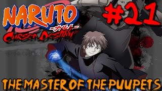 getlinkyoutube.com-Naruto: Cursed Destiny (Minecraft Roleplay) - Episode 21 | The Master of the Puppets