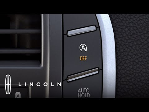Understanding Auto Start-Stop Technology | How-To | Lincoln