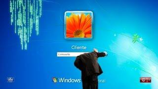 getlinkyoutube.com-Cómo quitar la Contraseña de Windows 7 ✔