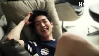 getlinkyoutube.com-[Photoshoot] 서프라이즈  Seo KangJoon & Gong Myung  - ROOMMATE 서강준 & 공명