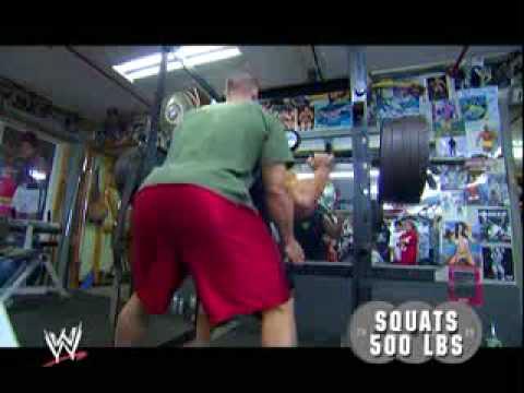 [EXCLUSIVE] John Cena Training At The Fitness @JohnCena @WWE @WWEUniverse