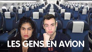 Les Gens En Avion