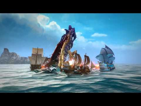 """Pirate Storm"" Official Trailer 