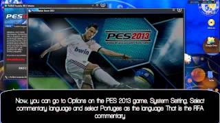 getlinkyoutube.com-[PC][Tutorial] How To Change PES 2013 Commentary To FIFA Commentary