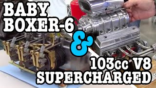getlinkyoutube.com-12 Awesome Tiny Engines That Could Power An RC Model