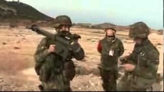 getlinkyoutube.com-Turkish Aselsan Stinger - Atılgan PMADS - Portable Surface To Air Missile