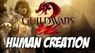 getlinkyoutube.com-Guild Wars 2 Beta ǀ Human Necromancer ǀ Character Creation & Personal Story