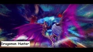 getlinkyoutube.com-Dragomon Hunter Gameplay - Lv48 Sunflare Shrine (Solo)