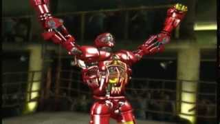 getlinkyoutube.com-Iron Man Real Steel Game