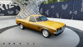 getlinkyoutube.com-Forza Horizon 3 Barn Find #6 Holden Sandman 308 (Custom UTE)