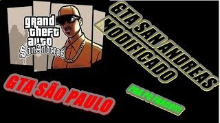 getlinkyoutube.com-Gta São Paulo Modificado (Para Pcs Fracos)  (TuTorial+Gameplay+Download)