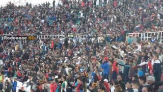 getlinkyoutube.com-ما صنعه انصار اتحاد بلعباس  في ملعب 24 فيفيري  من الجولة 13  موسم 2016/2017