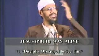 getlinkyoutube.com-Was Christ Really Crucified - Debate - Dr. Zakir Naik V.S. Pastor Ruknuddin Pio