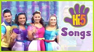 getlinkyoutube.com-Hi-5 Songs   Turn The Music Up & More Kids Songs   Hi5 Songs Season 12