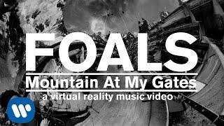 getlinkyoutube.com-FOALS - Mountain At My Gates [Official Music Video] (GoPro Spherical)