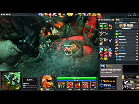 Dota 2 Purge plays Lifestealer
