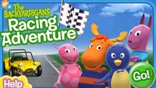 getlinkyoutube.com-Backyardigans Racing Adventure games for kids full episodes english