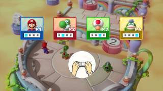 getlinkyoutube.com-Mario Party 10: All Free-For-All Minigames (4 Player)