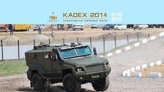 getlinkyoutube.com-KAMAZ 53949 Typhoon-K 4x4 multirole modular armoured vehicle Russia Russian defense industry Army Re