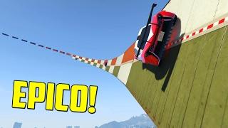 getlinkyoutube.com-TRANQUILOS! ESTA TODO CONTROLADO!! - CARRERA GTA V ONLINE - GTA 5 ONLINE