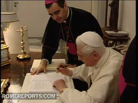 Benedict XVI will publish a document on the Bible after Easter