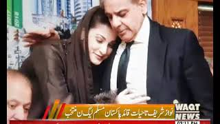 Chief Minister Punjab Shahbaz Sharif Elected As A President Of PML-N