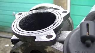 getlinkyoutube.com-How to Remove a VW 1.9 TDI EGR Valve