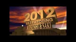 getlinkyoutube.com-結婚式 オープニングムービー 【STARWARS風】