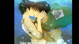 getlinkyoutube.com-Eren and Levi {Diamonds}
