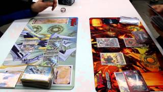 getlinkyoutube.com-King of Cardfight!! Championship Tournament ~ Round 5 Feature Match DOTE Vs. LIBERATOR