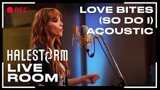 "getlinkyoutube.com-Halestorm - ""Love Bites (So Do I)"" (Acoustic) captured in The Live Room"