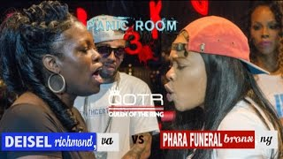 PHARA FUNERAL vs DEISEL QOTR presented by BABS BUNNY & VAGUE