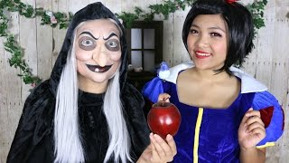 getlinkyoutube.com-Snow White 'Witch' Makeup Tutorial