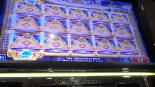 getlinkyoutube.com-Pride of Egypt Slot Machine 600+Spins Huge Win