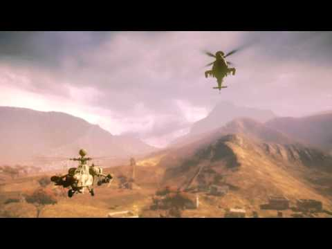 Beautyfield: A BFBC2 Beautytage by AIMJaCoBy