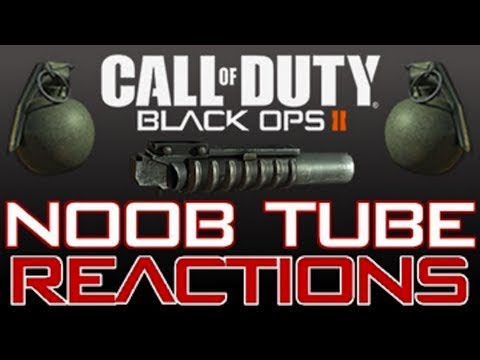 Seems Like Overkill - Black Ops II Noob Tube Reactions