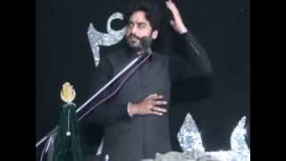 getlinkyoutube.com-Sardar Waseem Abbas Bloch 1 Muharam 2014 Qasre Haider Ghakhar Mandi