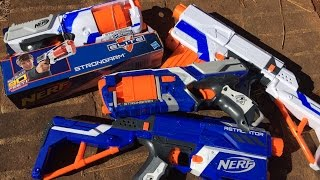 "PSA: The truth behind the Nerf Elite ""XD"" range claims."