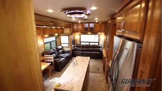 getlinkyoutube.com-2016 DRV Mobile Suites 38RSB3 Luxury Fifth Wheel • Guaranty.com