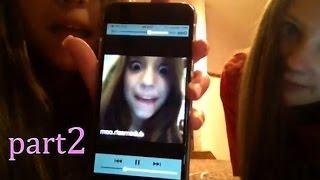 getlinkyoutube.com-Mackenzie Ziegler - live stream 3 - 2of2