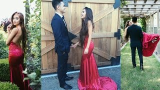 getlinkyoutube.com-Vlog: Prom 2016 | viviannnv