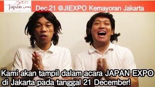 getlinkyoutube.com-INDONESIA JAPAN EXPO 2013 Senam yang iya iyalah COWCOW